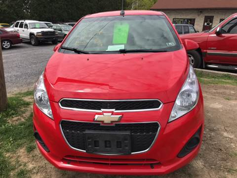 2014 Chevrolet Spark for sale in Bath, PA