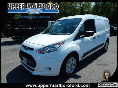 2017 Ford Transit Connect Cargo for sale in Upper Marlboro, MD