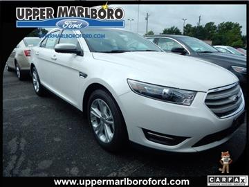 2017 Ford Taurus for sale in Upper Marlboro, MD