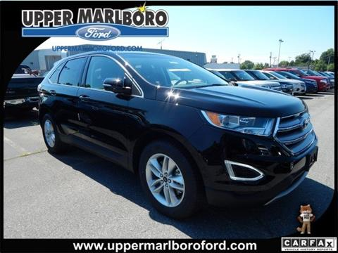 2017 Ford Edge for sale in Upper Marlboro, MD