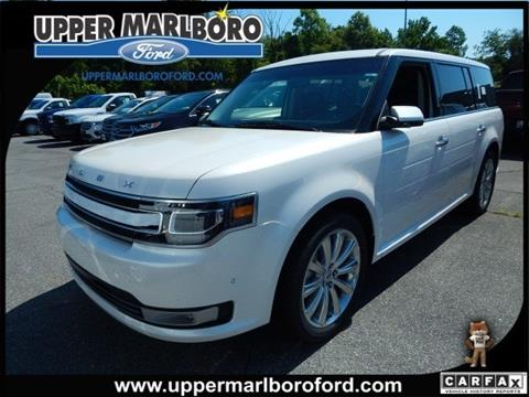 2017 Ford Flex for sale in Upper Marlboro, MD