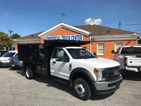 2017 Ford F-550 for sale in Upper Marlboro, MD