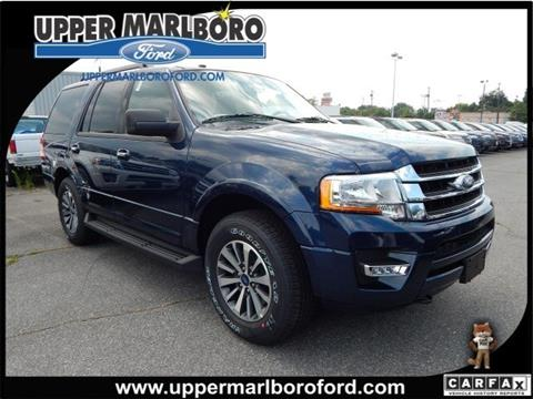 2017 Ford Expedition for sale in Upper Marlboro, MD