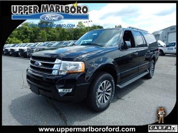 2017 Ford Expedition EL for sale in Upper Marlboro, MD