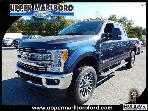 2017 Ford F-250 Super Duty for sale in Upper Marlboro, MD