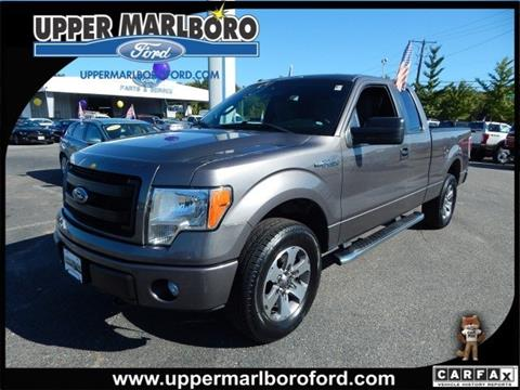 2014 Ford F-150 for sale in Upper Marlboro MD