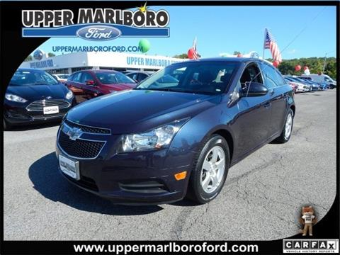 2014 Chevrolet Cruze for sale in Upper Marlboro, MD