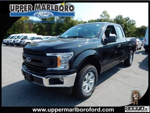 2018 Ford F-150 for sale in Upper Marlboro, MD