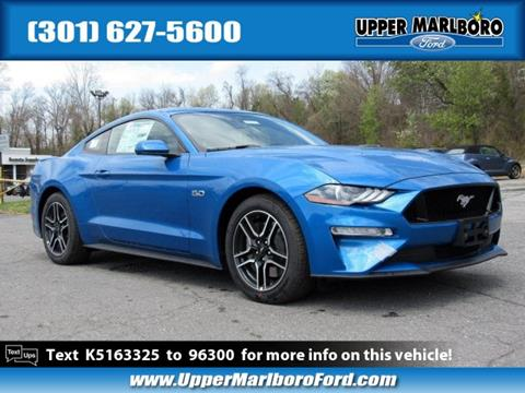 2019 Ford Mustang for sale in Upper Marlboro, MD