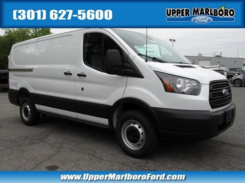 2019 Ford Transit Cargo for sale in Upper Marlboro, MD