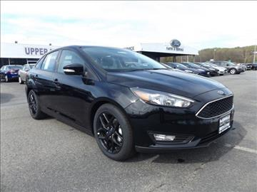 2016 Ford Focus for sale in Upper Marlboro, MD