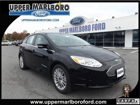 2016 Ford Focus for sale in Upper Marlboro MD