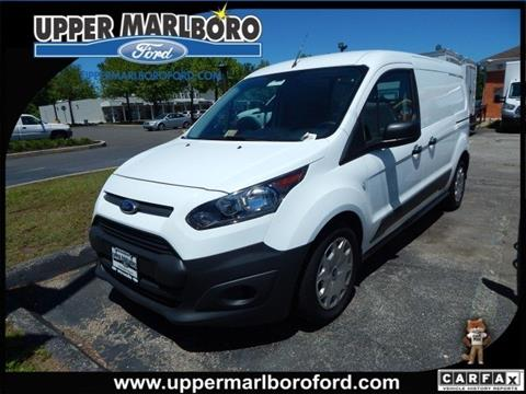 2016 Ford Transit Connect Cargo for sale in Upper Marlboro, MD
