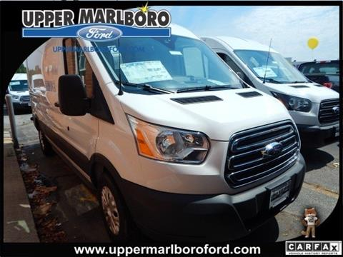 2017 Ford Transit Cargo for sale in Upper Marlboro MD