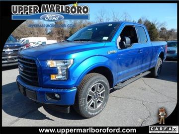 2017 Ford F-150 for sale in Upper Marlboro, MD