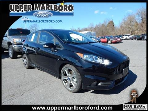 2017 Ford Fiesta for sale in Upper Marlboro, MD