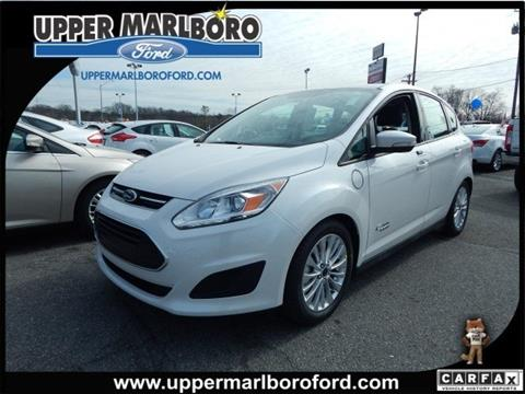 2017 Ford C-MAX Energi for sale in Upper Marlboro, MD