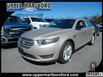 2017 Ford Taurus for sale in Upper Marlboro, MD
