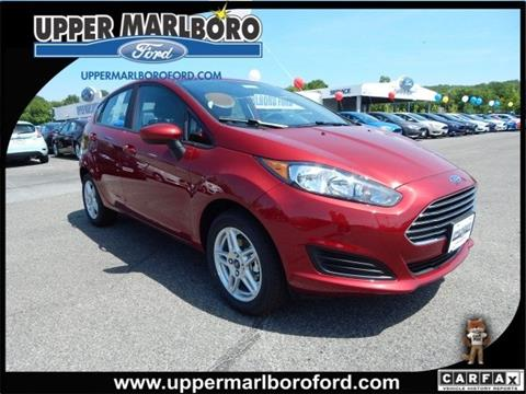 2017 Ford Fiesta for sale in Upper Marlboro, MD