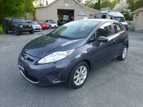 2012 Ford Fiesta for sale in Millbury, MA