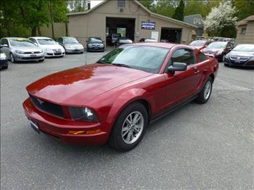 2005 Ford Mustang for sale in Millbury, MA