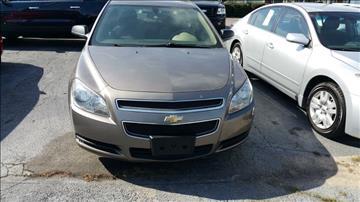 2011 Chevrolet Malibu for sale in Augusta, GA