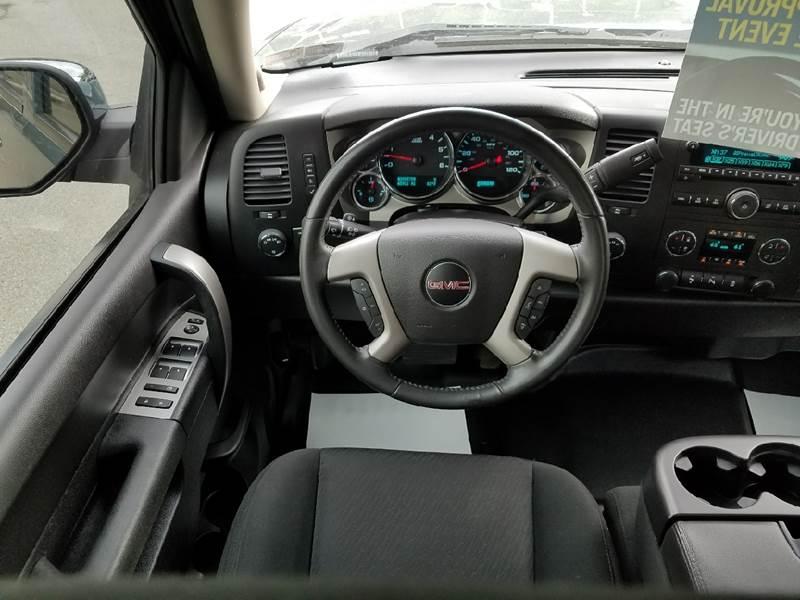 2013 GMC Sierra 1500 for sale at U.S. AUTOMART INC. in Adamsburg PA