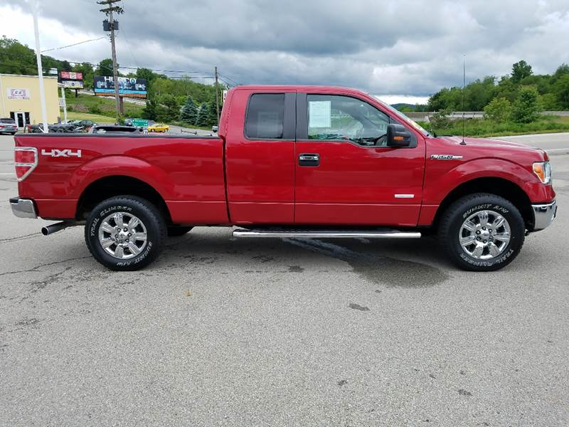 2012 Ford F-150 for sale at U.S. AUTOMART INC. in Adamsburg PA