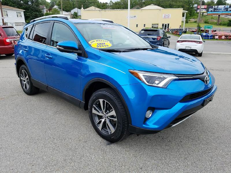 2016 Toyota RAV4 for sale at U.S. AUTOMART INC. in Adamsburg PA