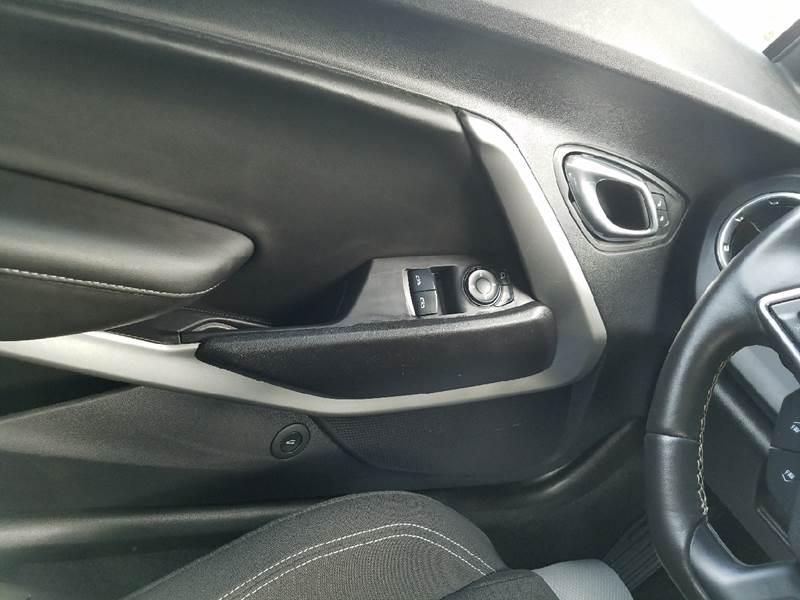 2016 Chevrolet Camaro for sale at U.S. AUTOMART INC. in Adamsburg PA
