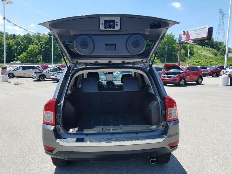 2013 Jeep Compass for sale at U.S. AUTOMART INC. in Adamsburg PA