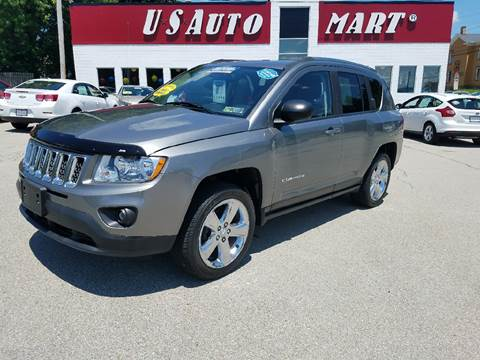 2013 Jeep Compass for sale in Adamsburg, PA