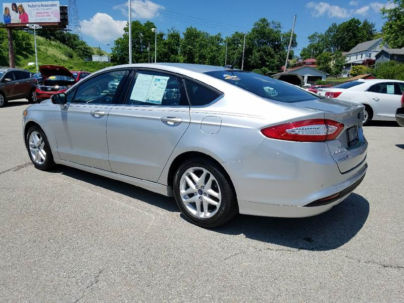 2016 Ford Fusion for sale at U.S. AUTOMART INC. in Adamsburg PA