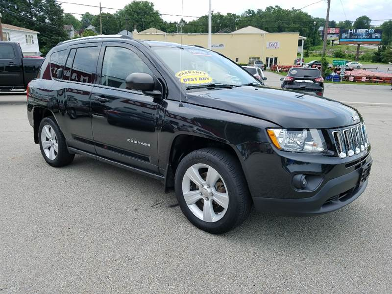 2011 Jeep Compass for sale at U.S. AUTOMART INC. in Adamsburg PA