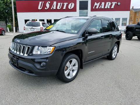 2011 Jeep Compass for sale in Adamsburg, PA