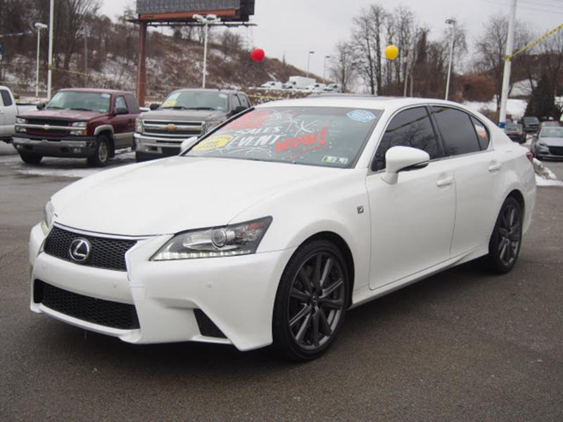 2013 Lexus GS 350 for sale at U.S. AUTOMART INC. in Adamsburg PA