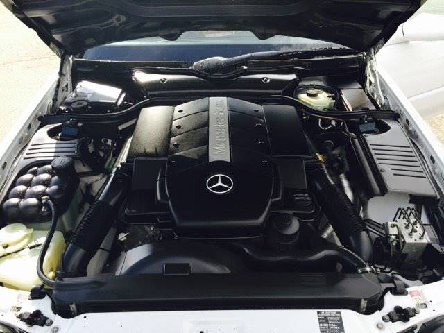 2000 Mercedes-Benz SL-Class for sale at U.S. AUTOMART INC. in Adamsburg PA