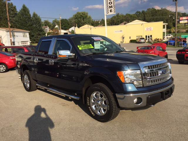 2013 Ford F-150 for sale at U.S. AUTOMART INC. in Adamsburg PA