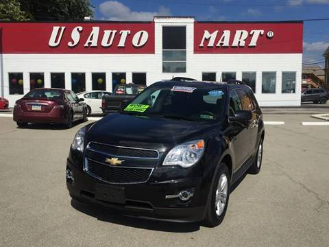 2015 Chevrolet Equinox for sale in Adamsburg, PA