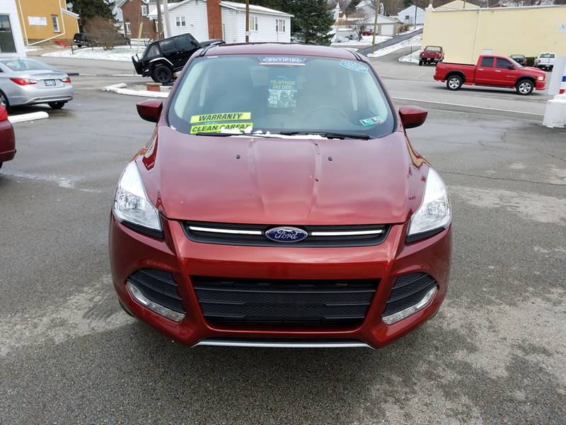 2016 Ford Escape for sale at U.S. AUTOMART INC. in Adamsburg PA