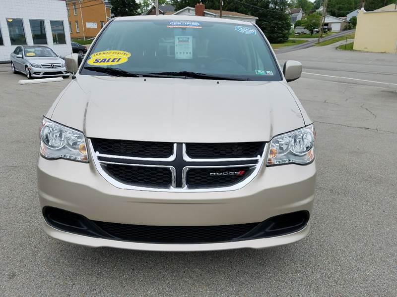 2015 Dodge Grand Caravan for sale at U.S. AUTOMART INC. in Adamsburg PA
