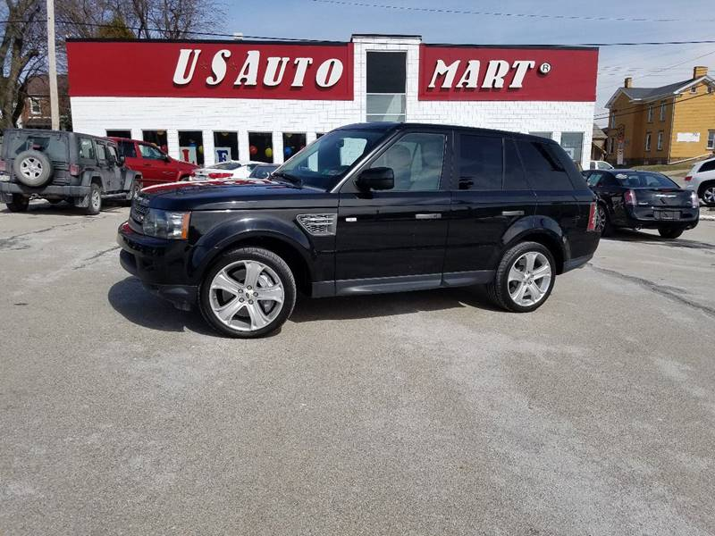 2011 Land Rover Range Rover Sport for sale at U.S. AUTOMART INC. in Adamsburg PA