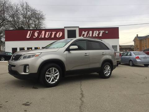 2014 Kia Sorento for sale in Adamsburg, PA