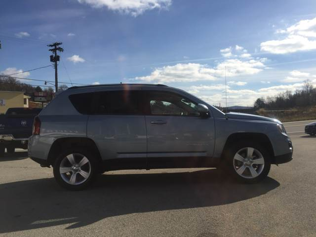 2014 Jeep Compass for sale at U.S. AUTOMART INC. in Adamsburg PA