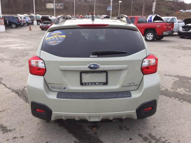 2014 Subaru XV Crosstrek for sale at U.S. AUTOMART INC. in Adamsburg PA