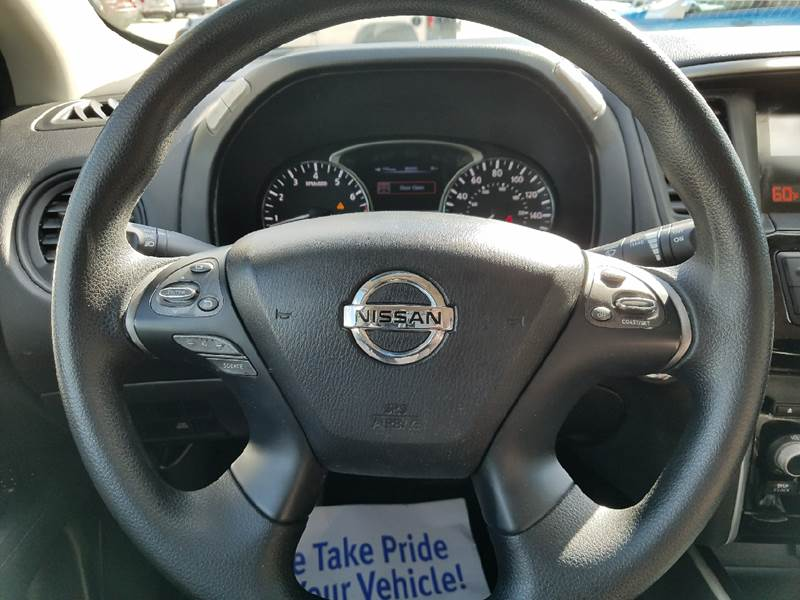 2013 Nissan Pathfinder for sale at U.S. AUTOMART INC. in Adamsburg PA
