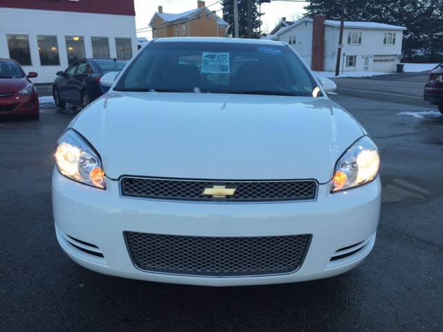 2012 Chevrolet Impala for sale at U.S. AUTOMART INC. in Adamsburg PA