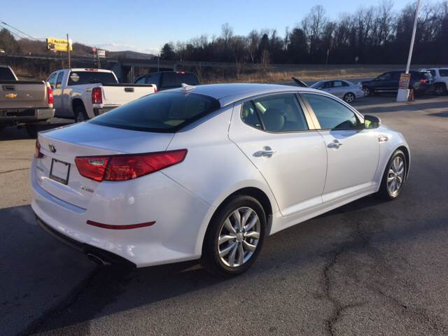 2014 Kia Optima for sale at U.S. AUTOMART INC. in Adamsburg PA
