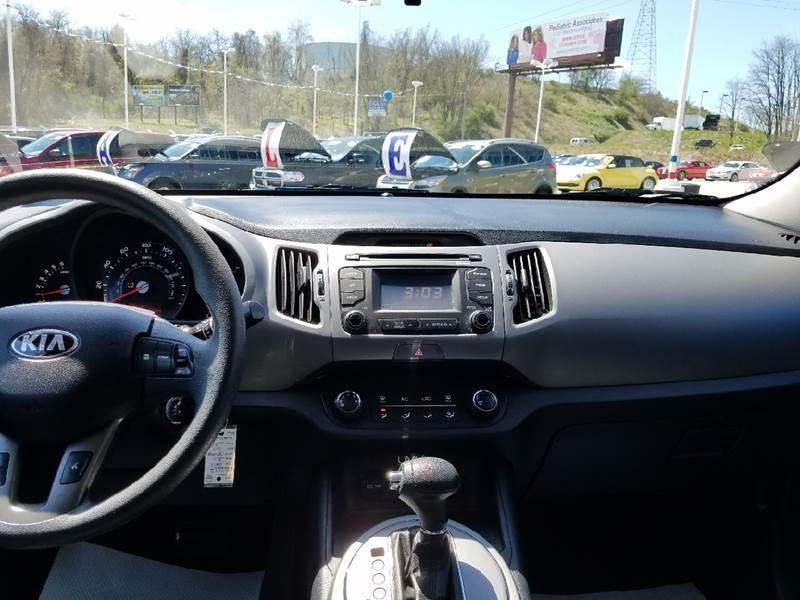2014 Kia Sportage for sale at U.S. AUTOMART INC. in Adamsburg PA