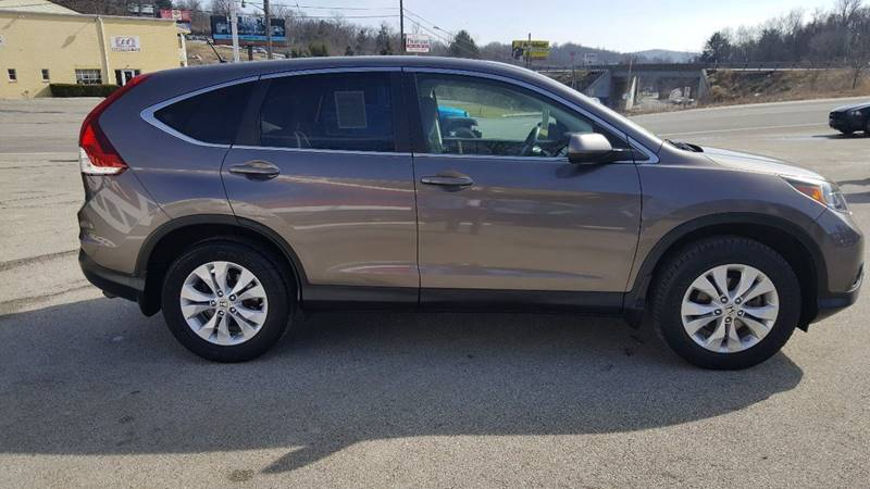 2012 Honda CR-V for sale at U.S. AUTOMART INC. in Adamsburg PA